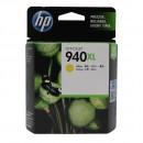 HP C4909AE (HP 940 XL Yellow) оригинальный струйный картридж 1400 страниц, жёлтый