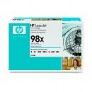 HP 92298X (HP 98X) оригинальный лазерный картридж 8800 страниц, чёрный