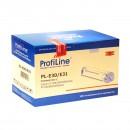Profiline PL-E30 / E31 совместимый лазерный картридж 4000 страниц, чёрный