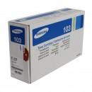 Samsung MLT-D103L оригинальный лазерный картридж 2500 страниц, чёрный