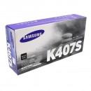 Samsung CLT-K407S оригинальный лазерный картридж 1500 страниц, чёрный