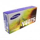 Samsung CLT-Y407S оригинальный лазерный картридж 1000 страниц, жёлтый