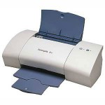 Lexmark Color JetPrinter Z23