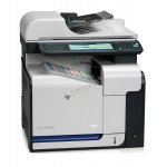HP Color LaserJet CM3530mfp