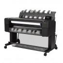 HP Designjet T1500 36-in ePrinter цветной плоттер