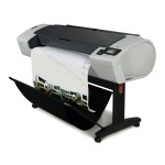 HP Designjet T790 series