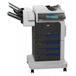 HP LaserJet Enterprise CM4540 color MFP