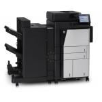HP LaserJet Enterprise MFP flow M830z Printer Series