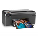 HP Photosmart B109q All-in-One