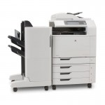 HP Color LaserJet CM6040f