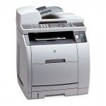 HP Color LaserJet 2840 AiO